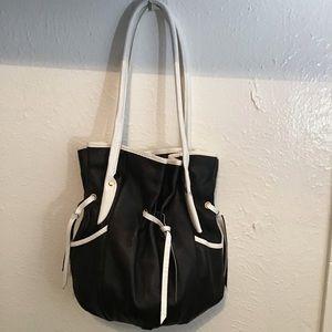 Aqua Madonna Bucket Bag